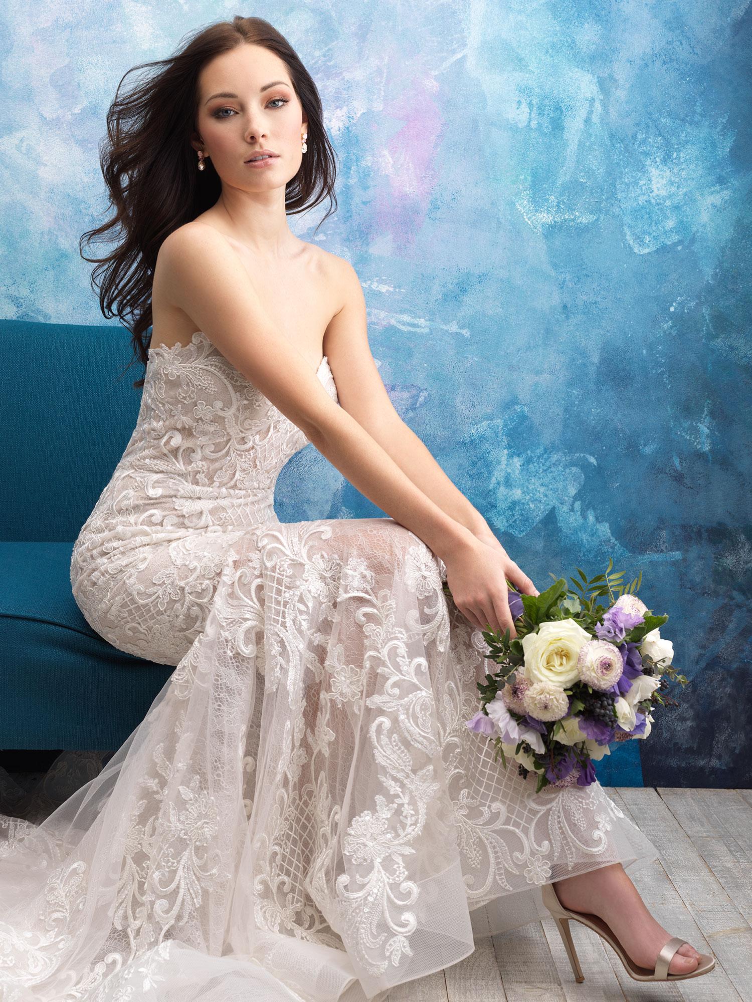 Allure Bridals 9560
