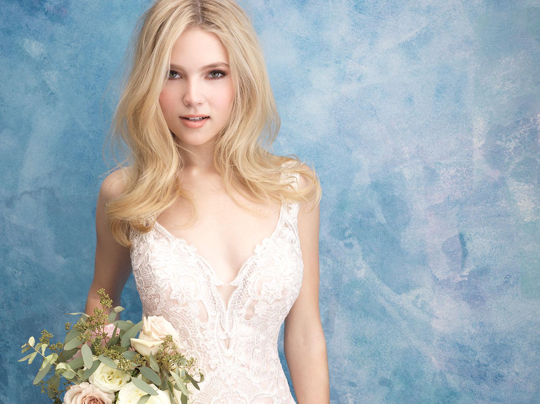 Allure Bridals 9562