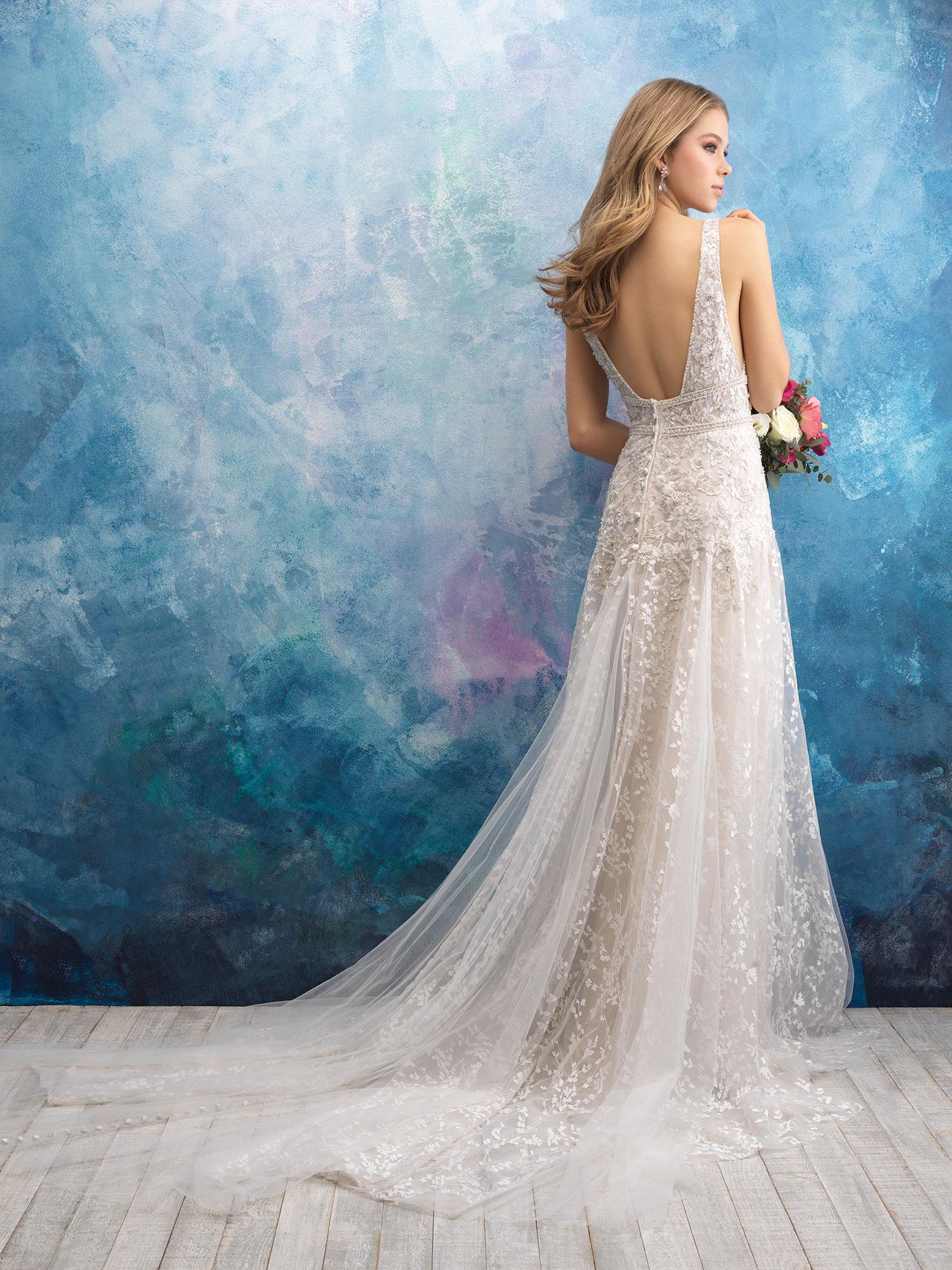 Allure Bridals 9572