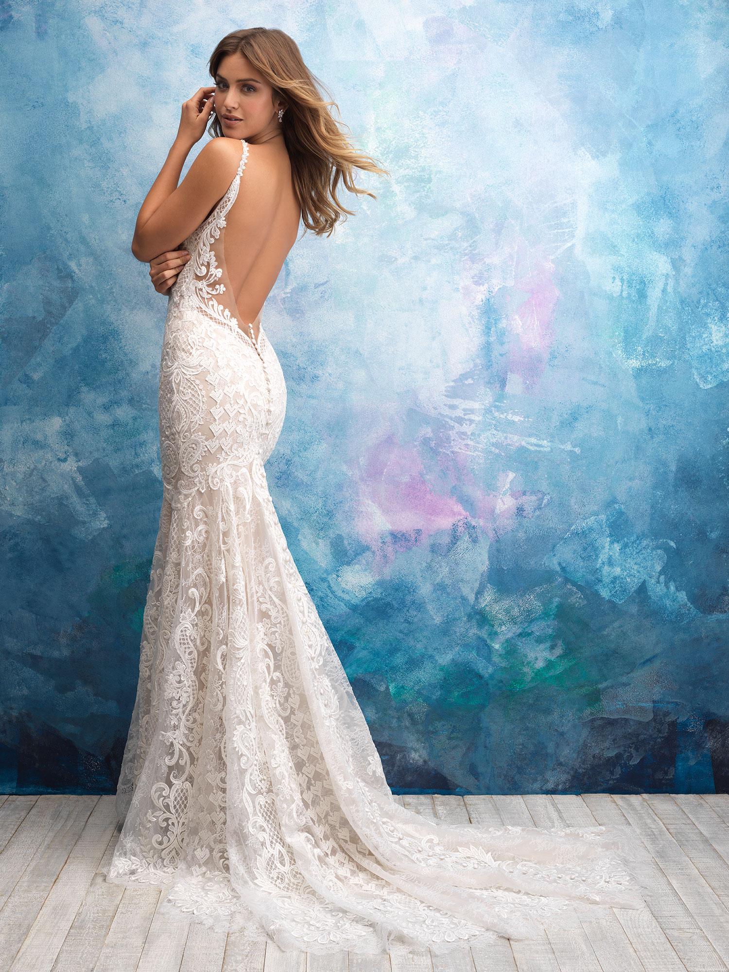 Allure Bridals 9575