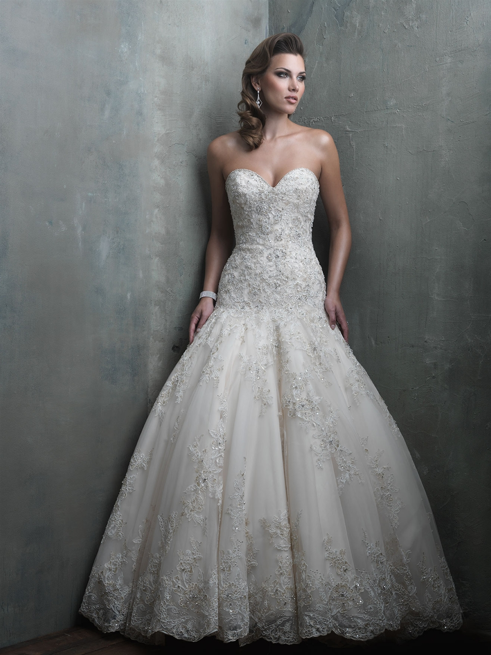 Allure Bridals C301