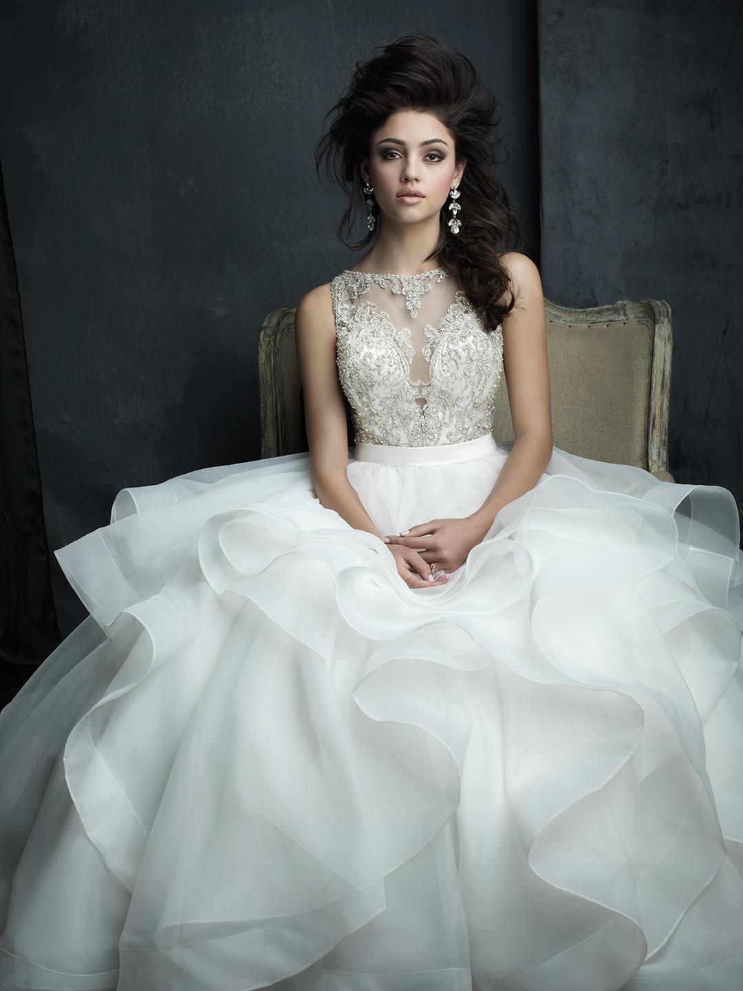 Allure Bridals C380