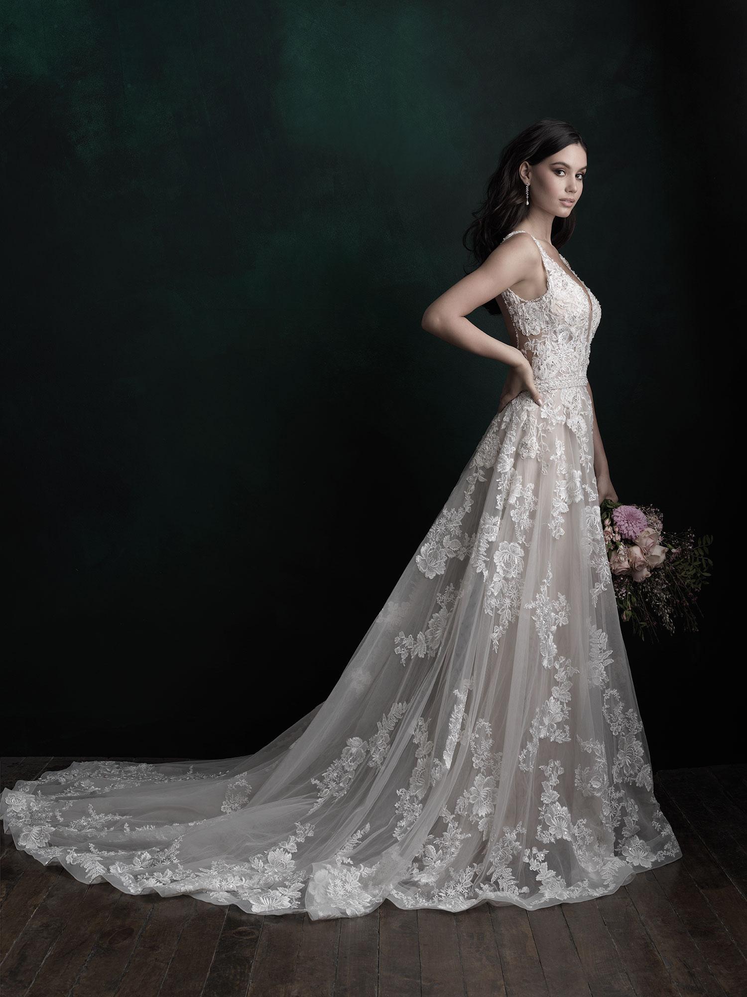 Allure Bridals C505