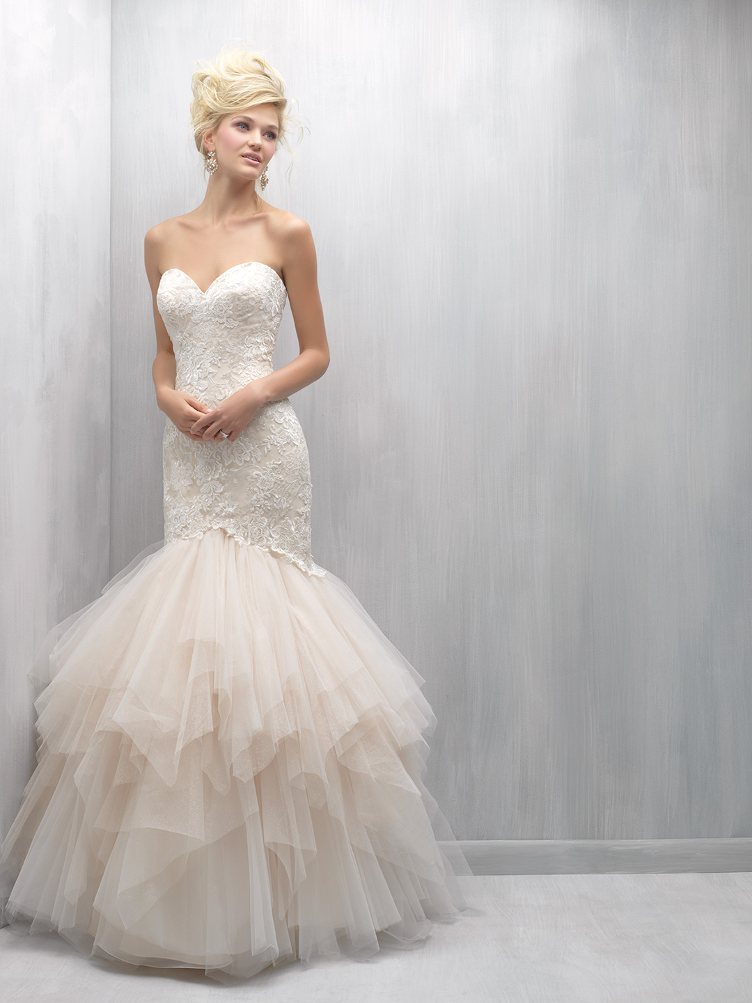 Allure Bridals MJ257