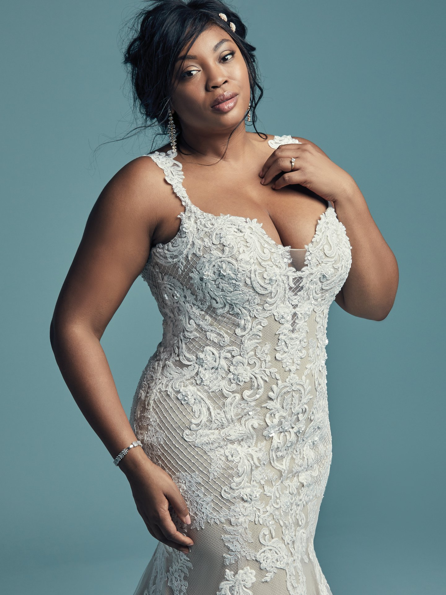Bridal Gallery — Plus Size Wedding Dresses