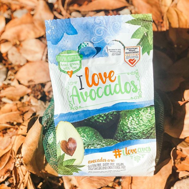 Double-tap if you are {fall}ing in ❤️ with #avocados. #iloveavos 🍁🍂🥑🍁🍂🥑