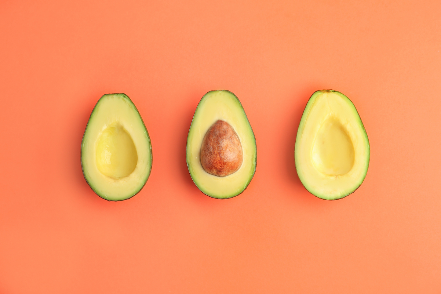 100% natural avocados - Hand Grown With Love