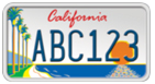 Sequential Plate  Initial Cost:$50.00 Annual Renew Fee:$40.00