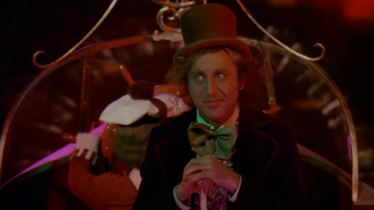 Willy Wonka Horror Movie
