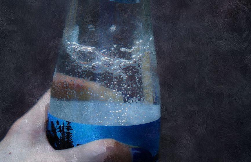 Empty Bottle Chris La Porte