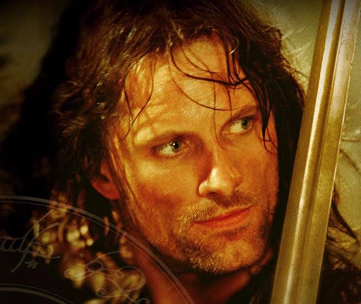 Viggo's judgmental side eye is more dangerous than any sword. Credit: IMDB