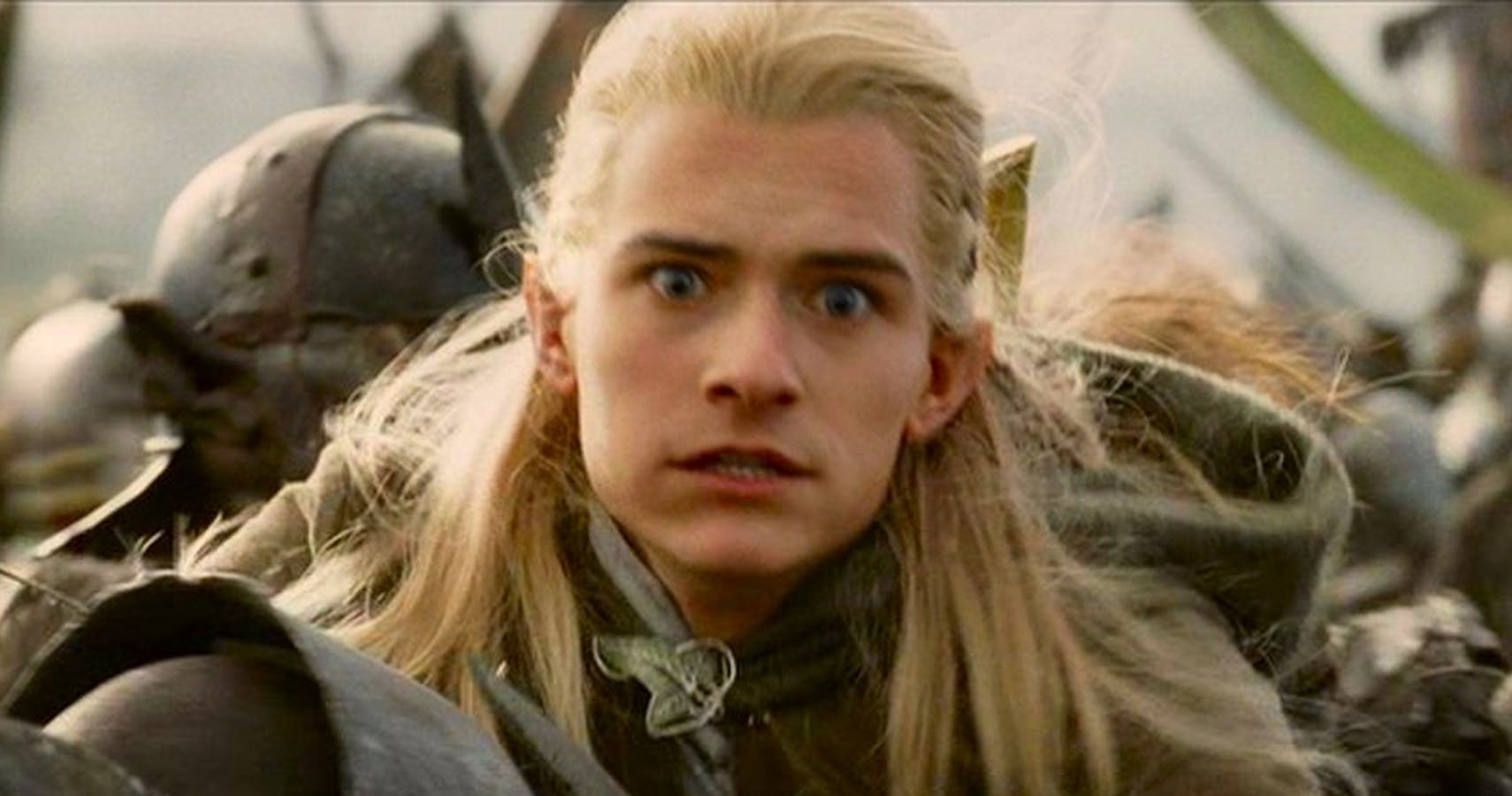 That awkward moment when everyone at a super secret council assumes the elves still have Gollum