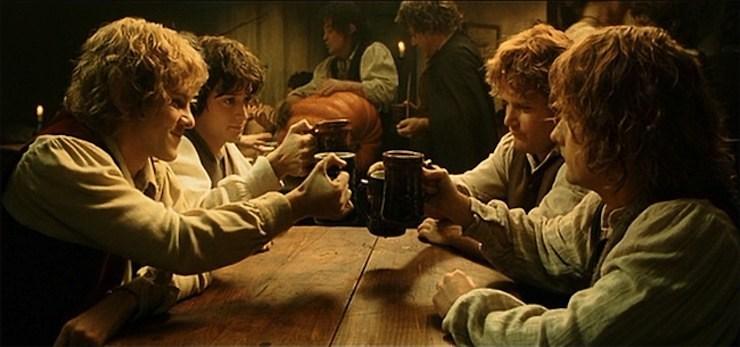 Hobbits Beer Tolkien Tuesday theporteport