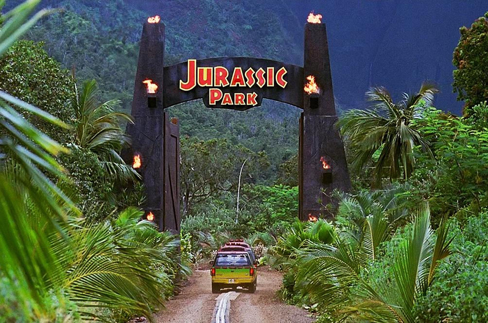 Jurassic Park Escalation Chris La Porte
