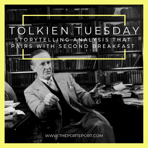 Tolkien Tuesday Storytelling Analysis Lord of the Rings