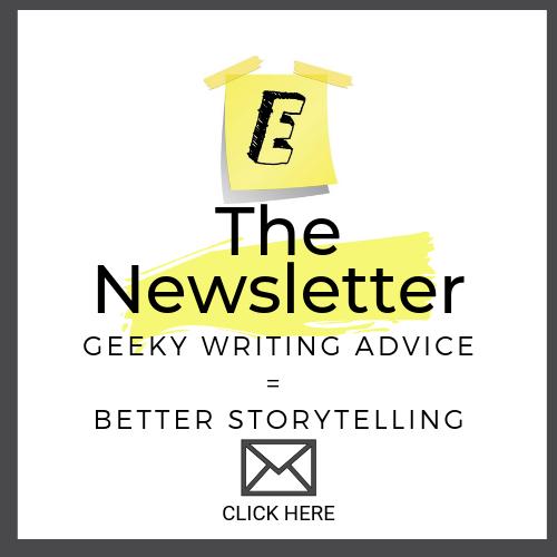 The Newsletter Button Logan writing