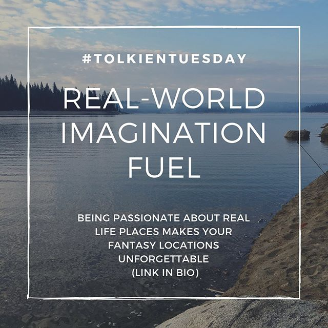 Finally a new #tolkientuesday is here! I take a look at how to work real-world inspiration into your fantasy story and worldbuilding by examining what sparked Tolkien's imagination. . . . #writing #writer #writingblog #writingcommunity #writingcommunityofig #writersofinstagram #tolkien #jrrtolkien #lordoftherings #writingtips #writingadvice #betterwriting #fantasy #fantasywriter #writingfantasy #worldbuilding #creativity #amwriting #fictionwriter #fictionwriting #bookwriting #novelwriting #amwritingfiction #amwritingfantasy #theporteport #writelikeageek #blog #blogging
