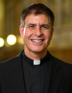 Very Rev. John J. Cecero, SJ