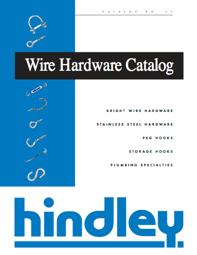 Download Hindley wire products catalog (PDF)