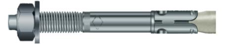 Steel Glazing Anchors