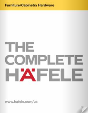 Hafele Furniture / Cabinet Hardware