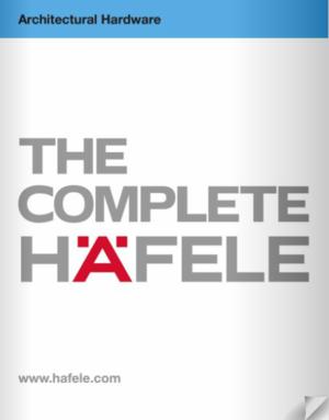 Hafele Architectural Hardware