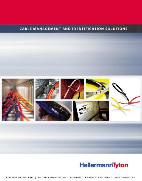 HellermannTyton Cable Management & Identification