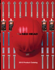 Red Head Complete Catalog