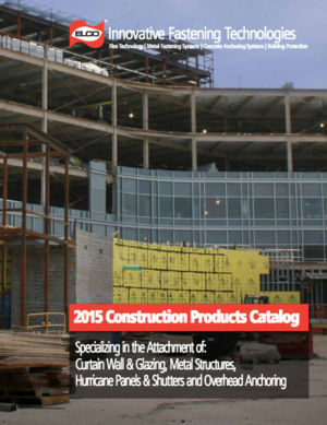 Elco 2015 Construction Products