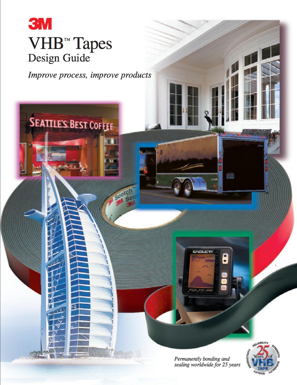 3M VHB Tapes Design Guide