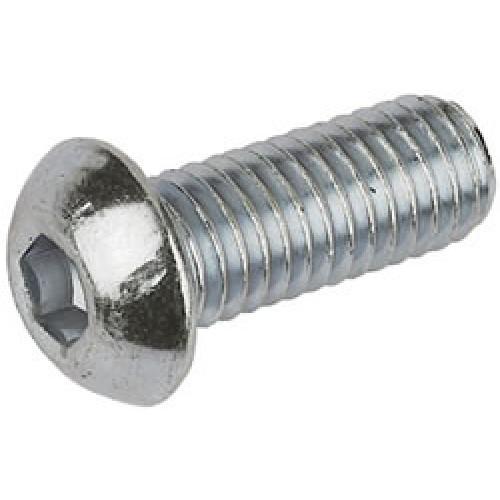 Button Head Socket Screws