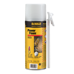 POWERFOAM™ - EXPANDING POLYURETHANE FOAM