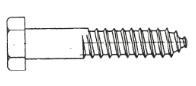 Lag Screws (Hex Lag Bolts)