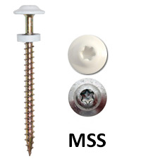 GRK Fasteners MSS Metal Siding Screws