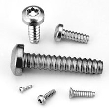 Mag-Form® - Self tapping screws engineered to minimize debris generation when tapping into conventional magnesium die-castings and other low-ductile materials.