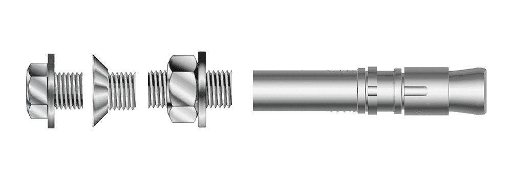 MKT Fasteners Sup-R Stud® + Internal Thread