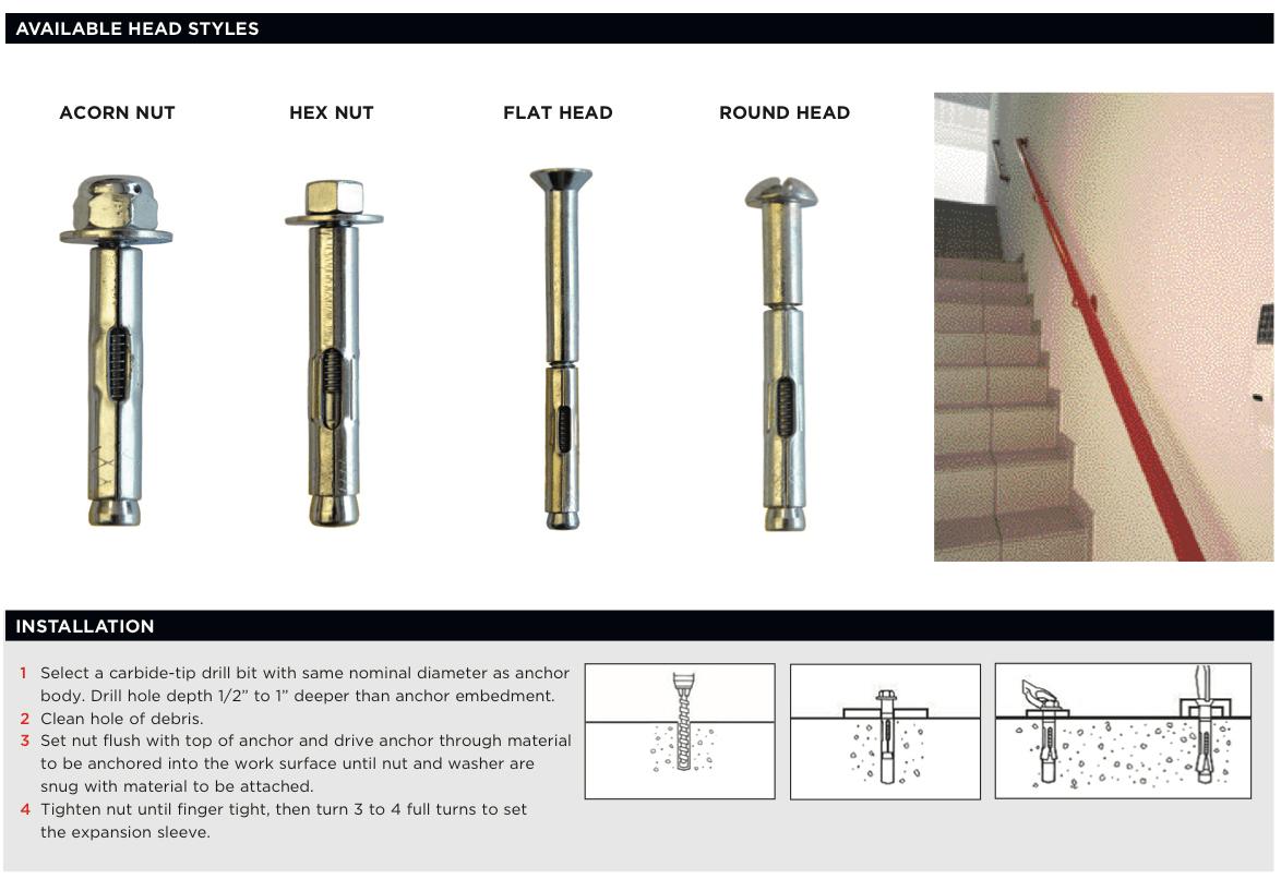 MKT Fasteners Sup-R Sleeve® Specs