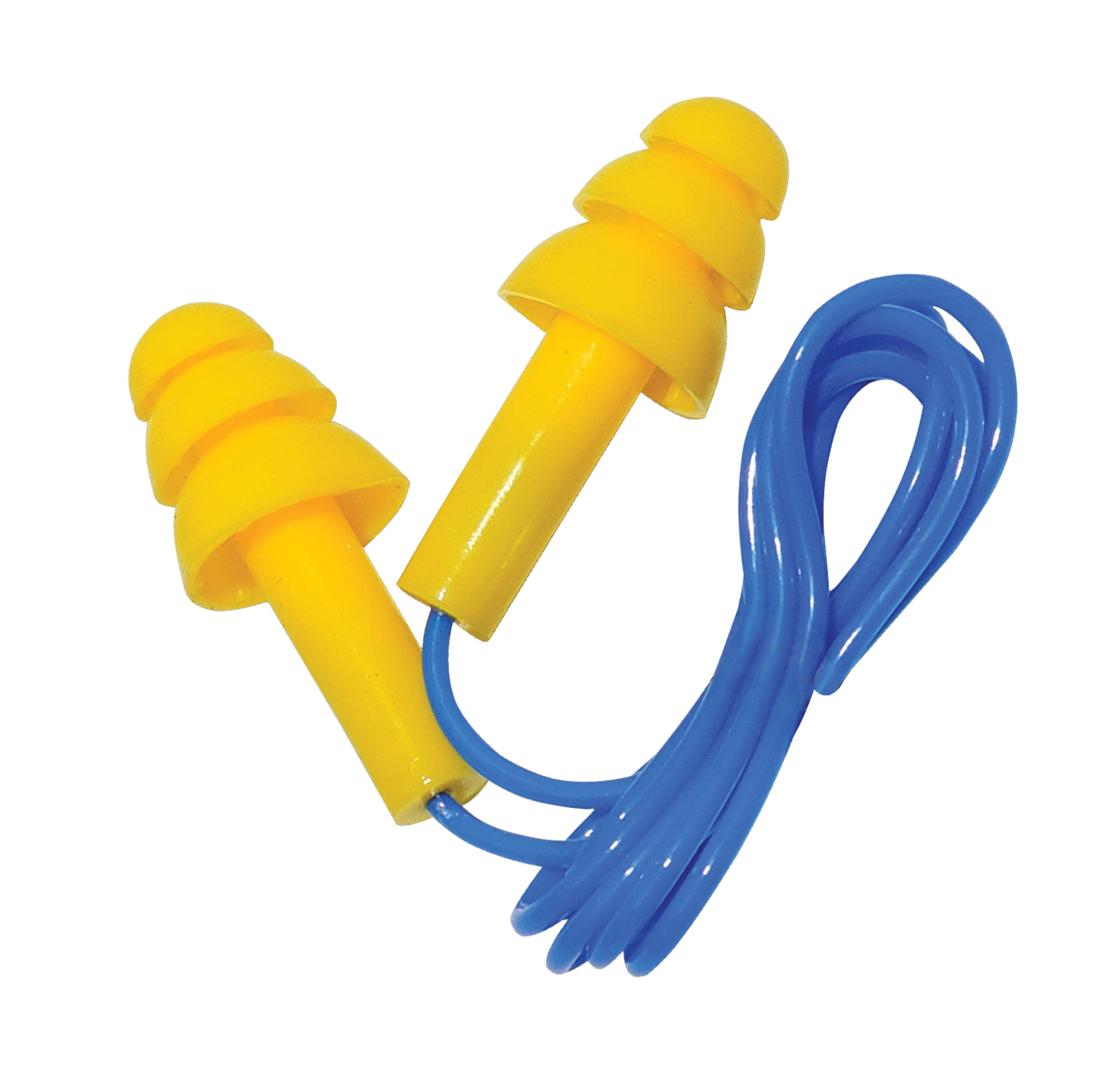 Silicone Plug with Cord