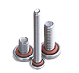 O-Ring Security Screws
