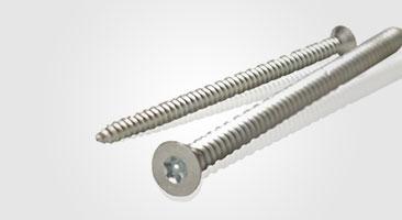 Tamper Resistant Sheet Metal Screws