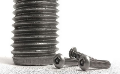 FASTENER SIZE - FROM MICRO-SCREWS TO LARGE BOLTS, OUR FASTENERS COME IN ALL SIZES.We have numerous cold heading machines which allow us to manufacture screws from large 5/8-11 down to micro mini 000-120 and all metric also.