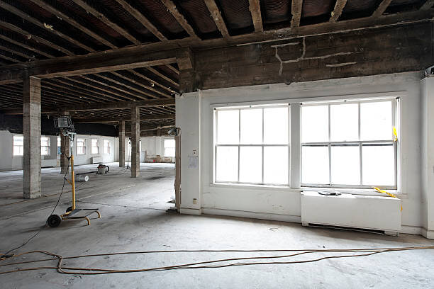 Commercial Remodel - in progress