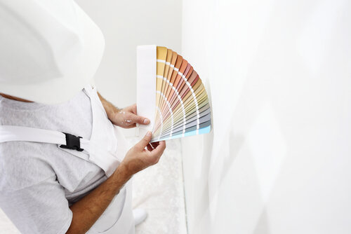 Professional retail and corporate painting