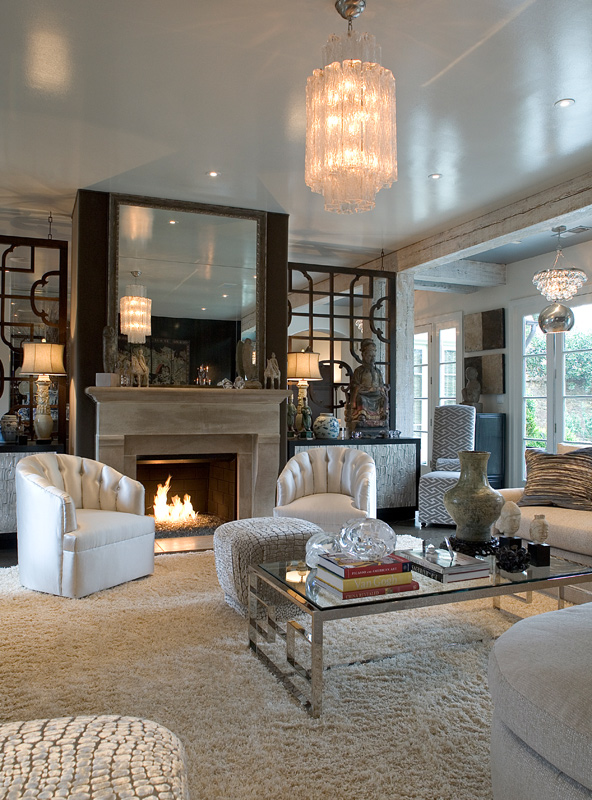 Living Areas -
