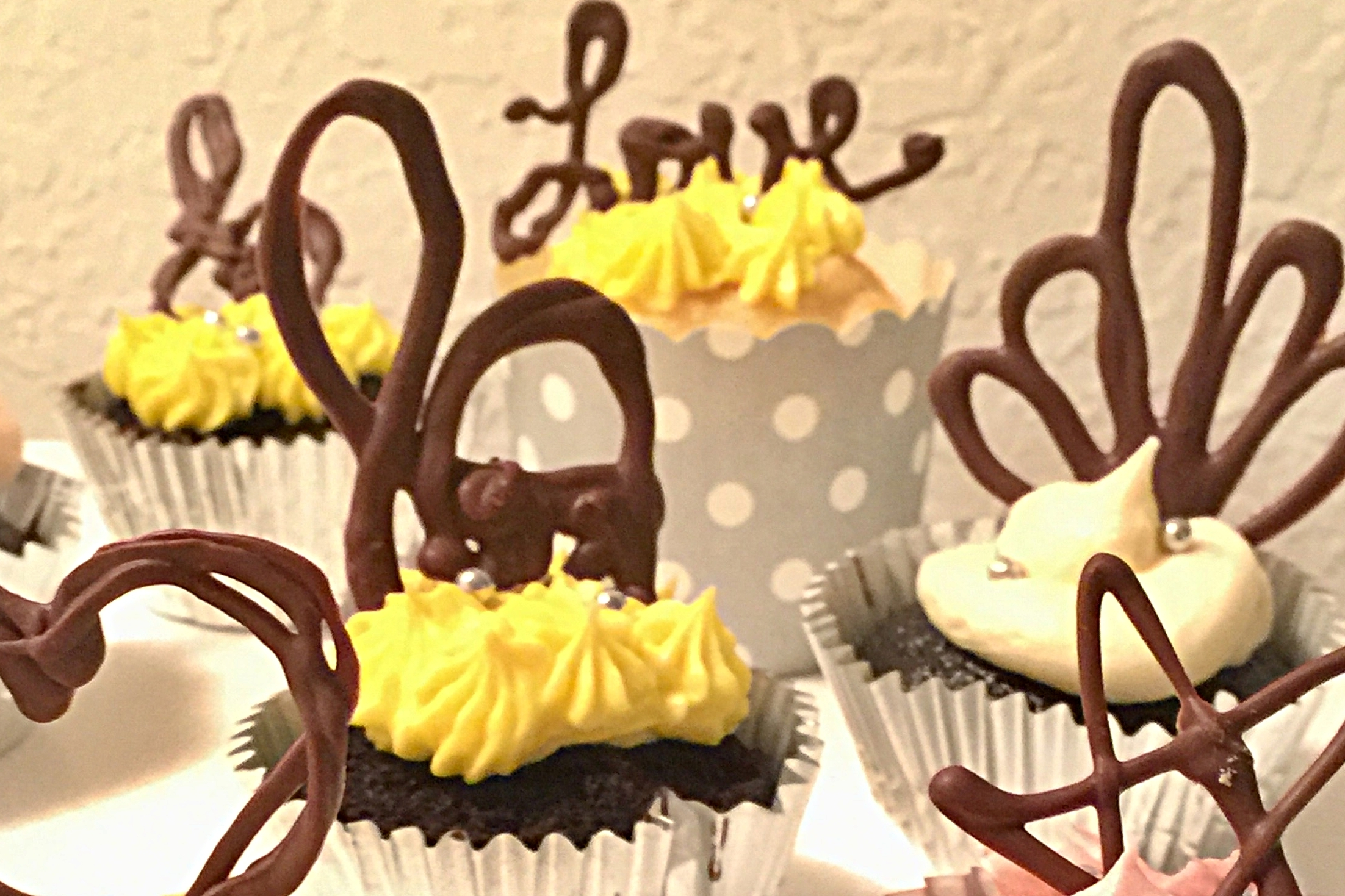 Party Cupcakes (min. 12)  $4.00