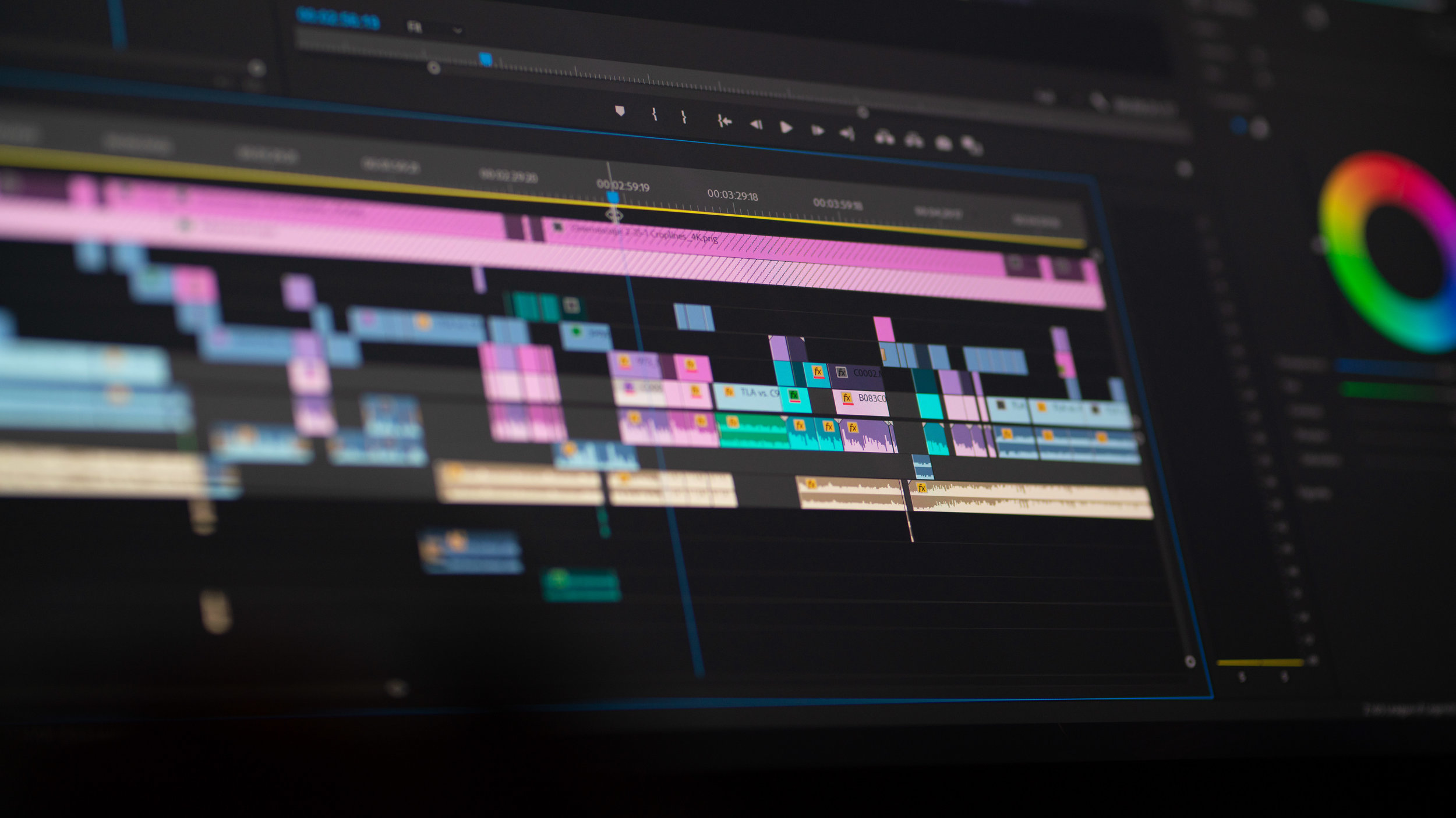 POST-PRODUCTION -