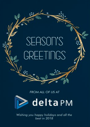 Wishing you all the best this holiday season! -