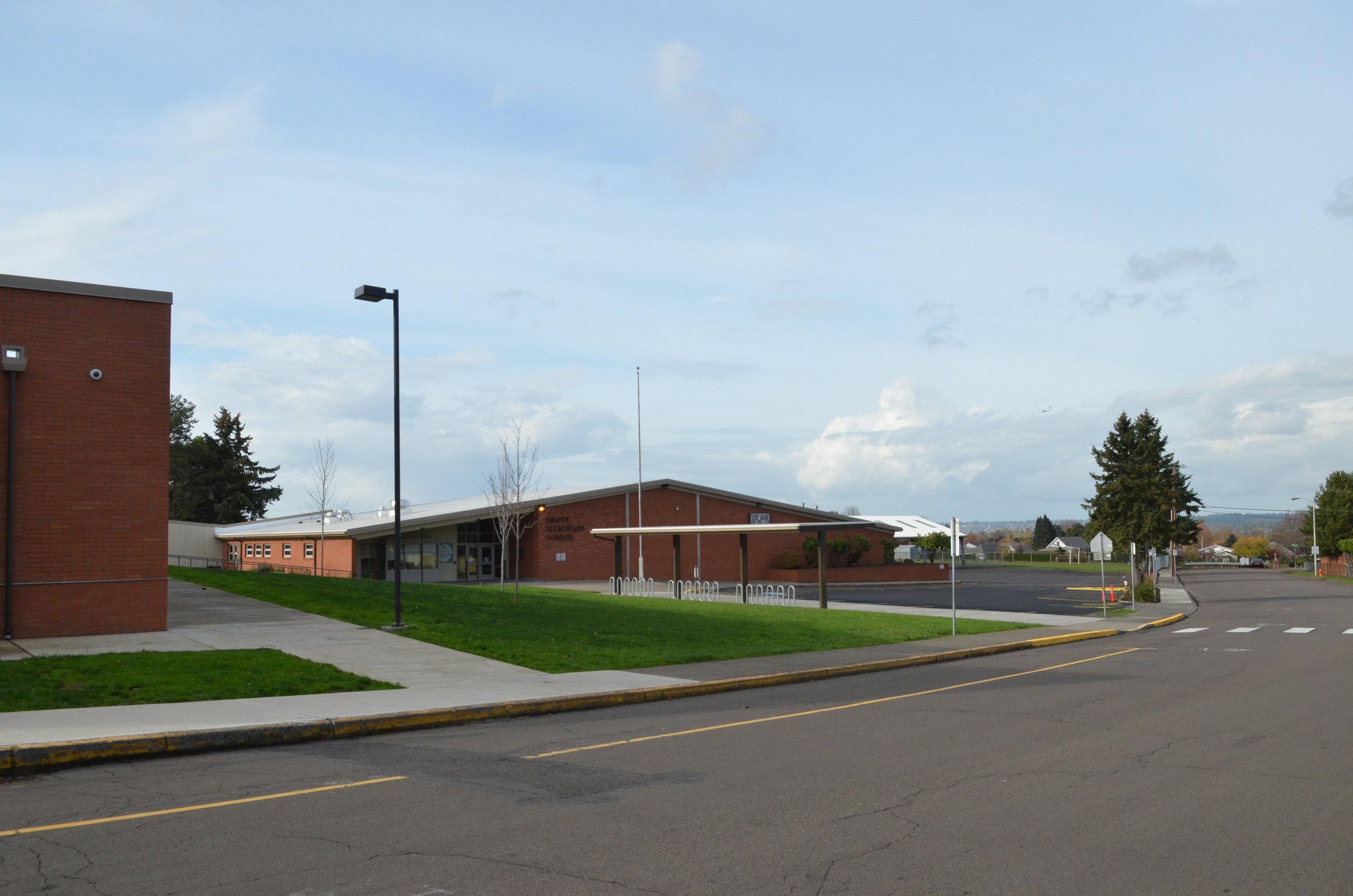 Shaver Elementary School in Argay Terrace on NE 131st Ave.