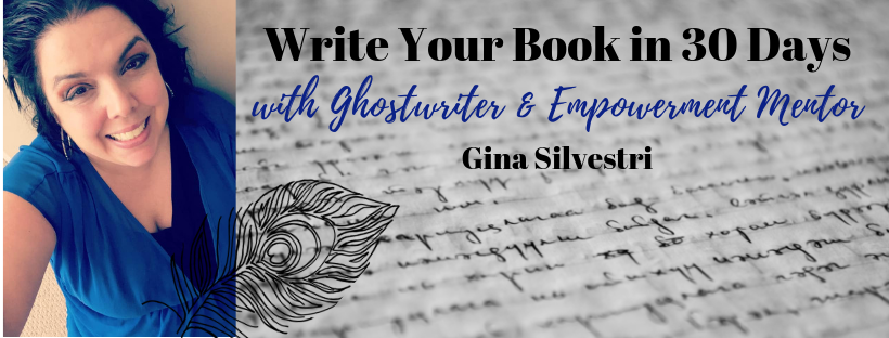 Gina Silvestri empowerment life coach success trauma mindset business human design projector reiki EFT business coach ghostwriting ghostwriter millionnaire mentor vancouver bc