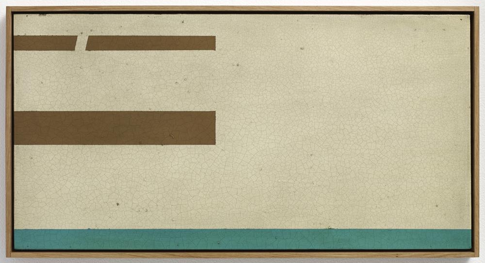 Ged Quinn, Nekyia Modern ,2014,Oil on linen,36.8 x 71.2 cm,Courtesy of the artist and Stephen Friedman Gallery, London,Photography Stephen White